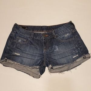 *3 FOR $20*  Pixie Mid rise Rigid Shorts